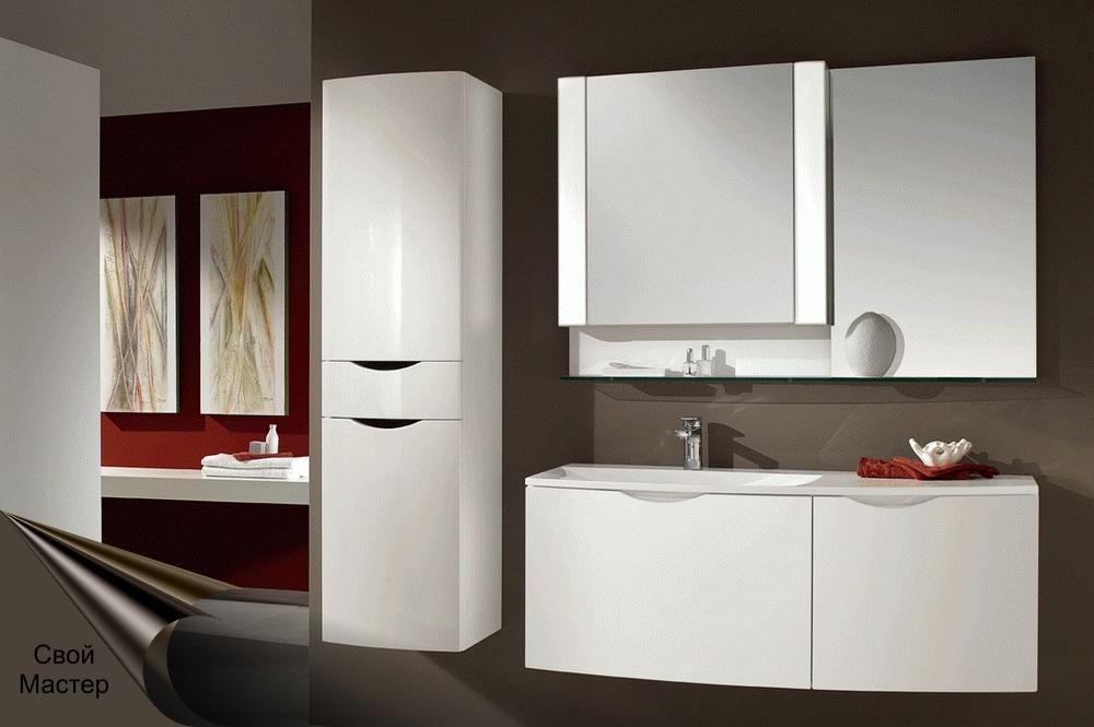 Дизайн проект ванной комнаты - Свой Мастер