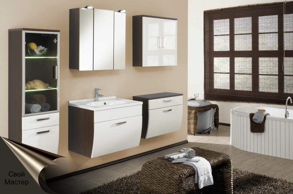 Дизайн-проект ванной комнаты 5 - Свой Мастер
