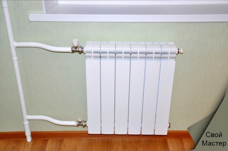 Отопление - Свой Мастер