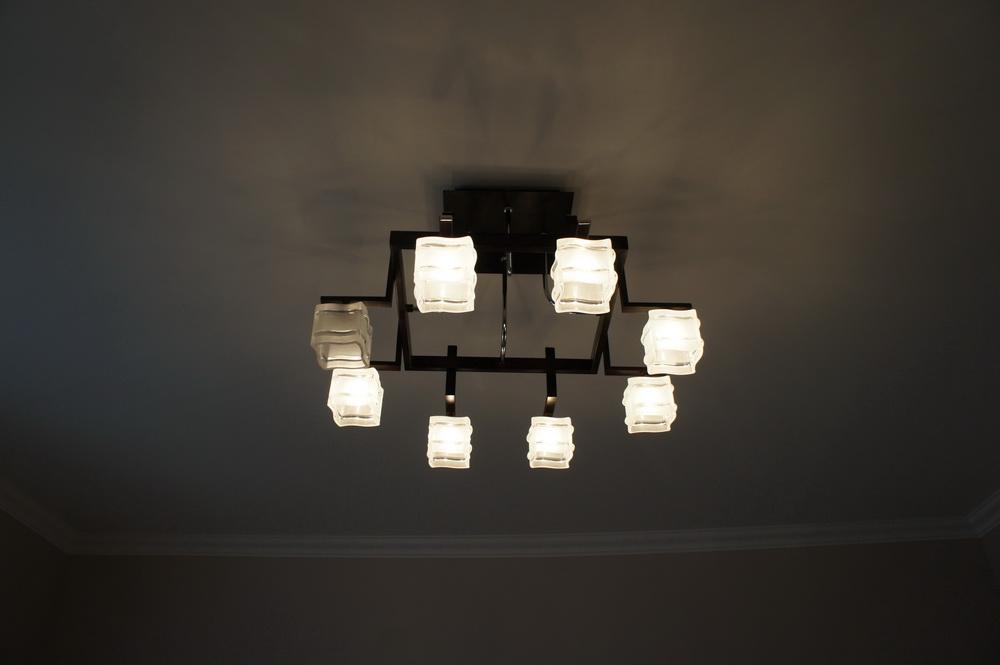 подключение светильников, люстр, бра - Свой Мастер