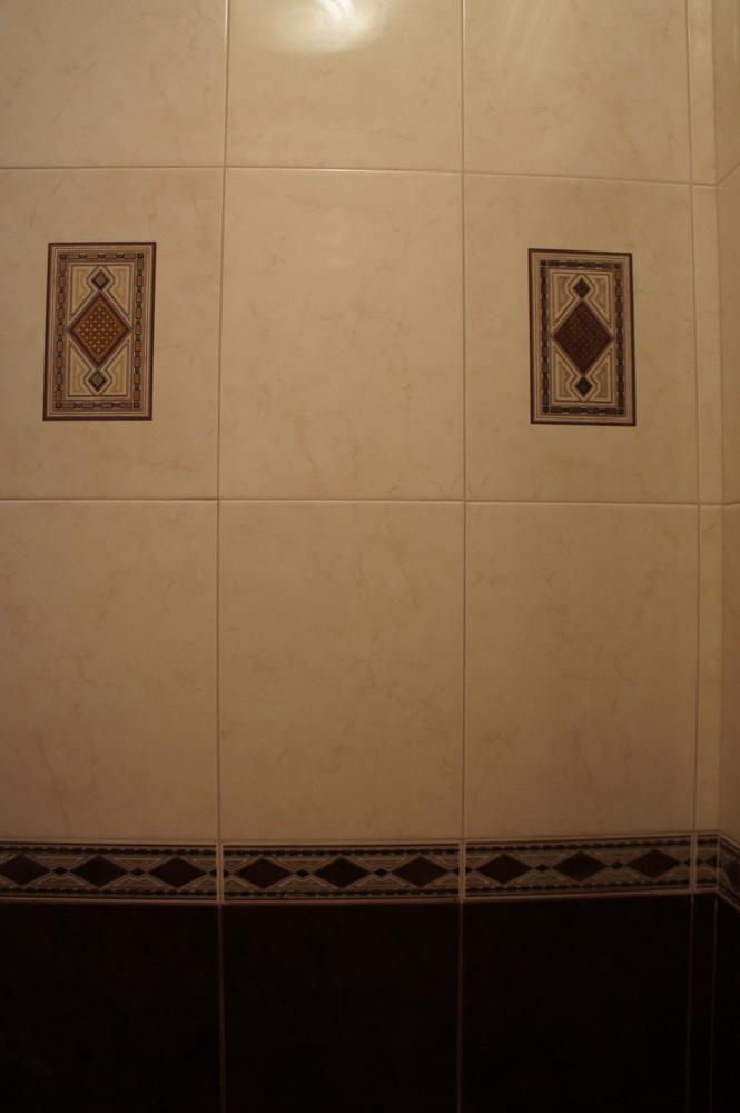 укладка плитки с рисунком, затирка швов - Свой Мастер
