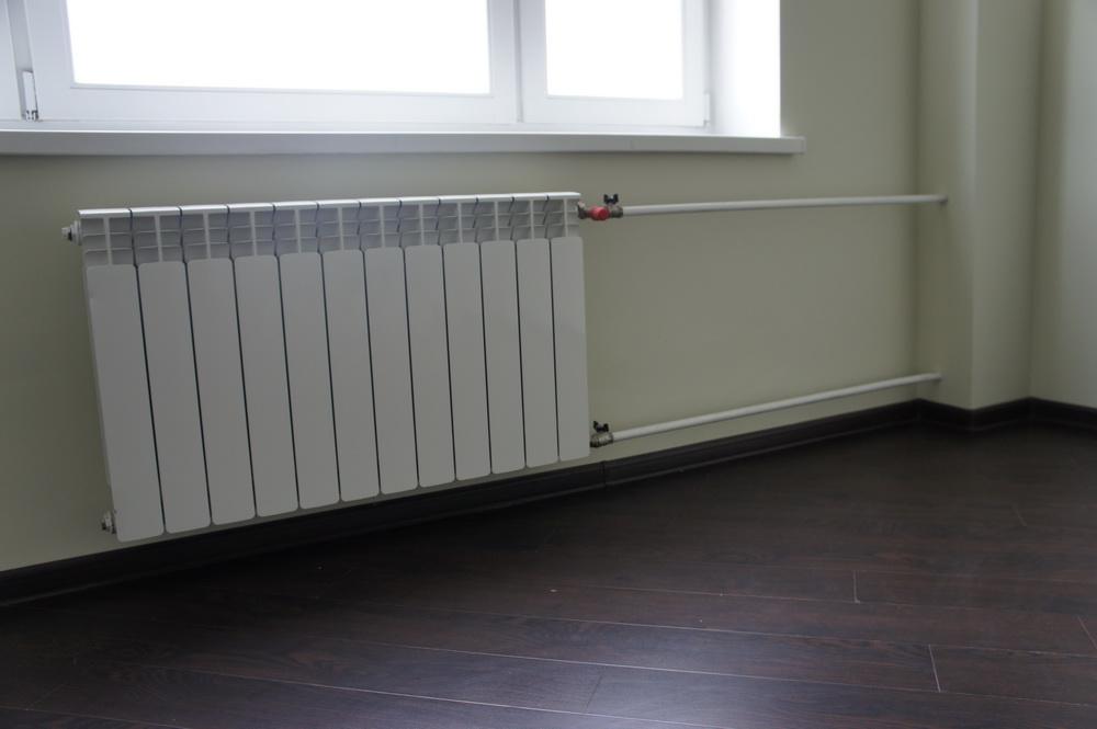 короб, радиатор, монтаж окна и подоконника - Свой Мастер
