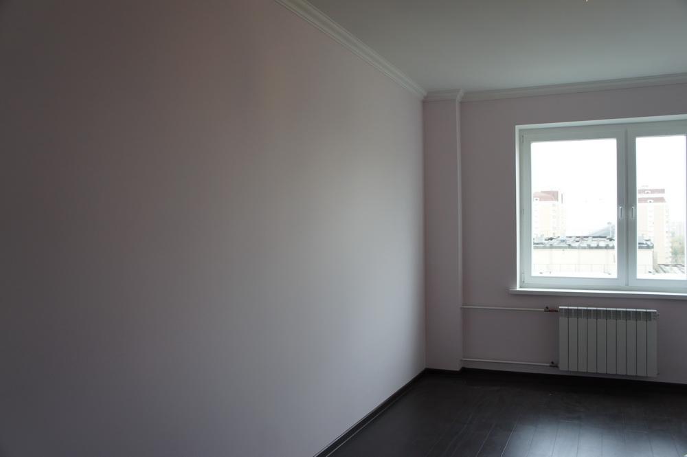 детская комната, простая отделка квартры - Свой Мастер
