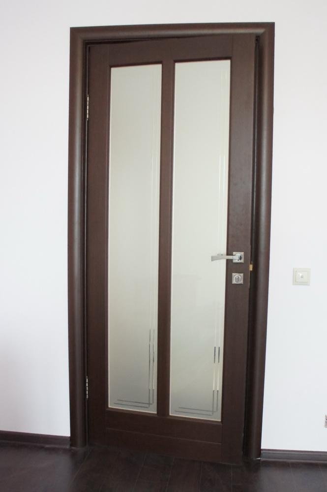 установка межкомнатной двери с врезкой замка - Свой Мастер