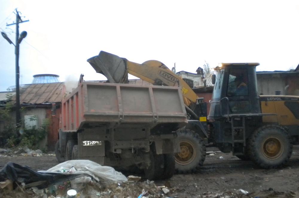 Вывоз мусора - Свой Мастер