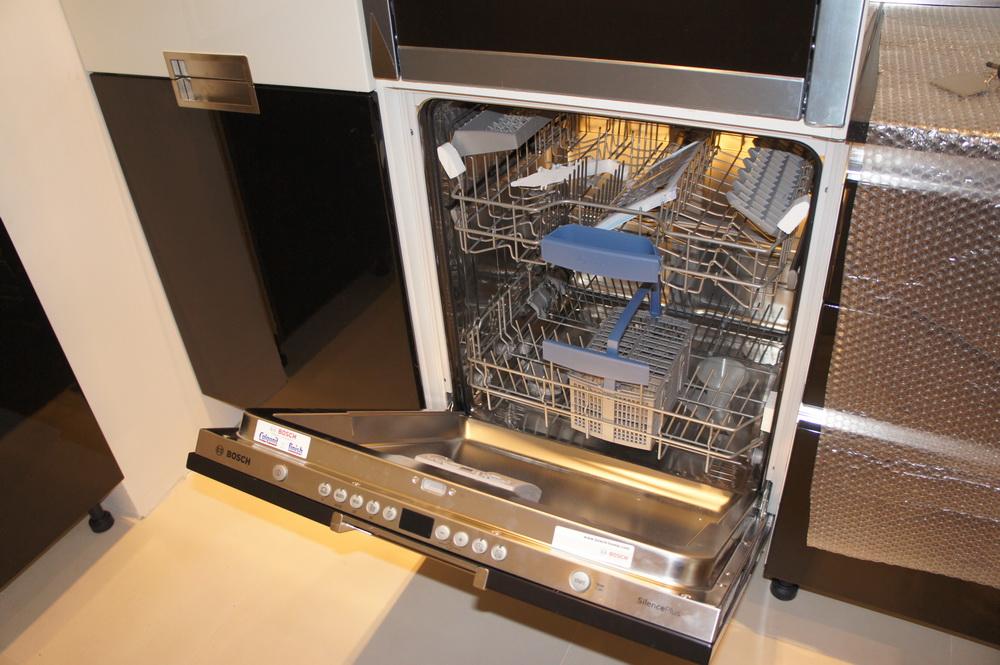 встроенная посудомоечная машина в кухонную мебель - Свой Мастер