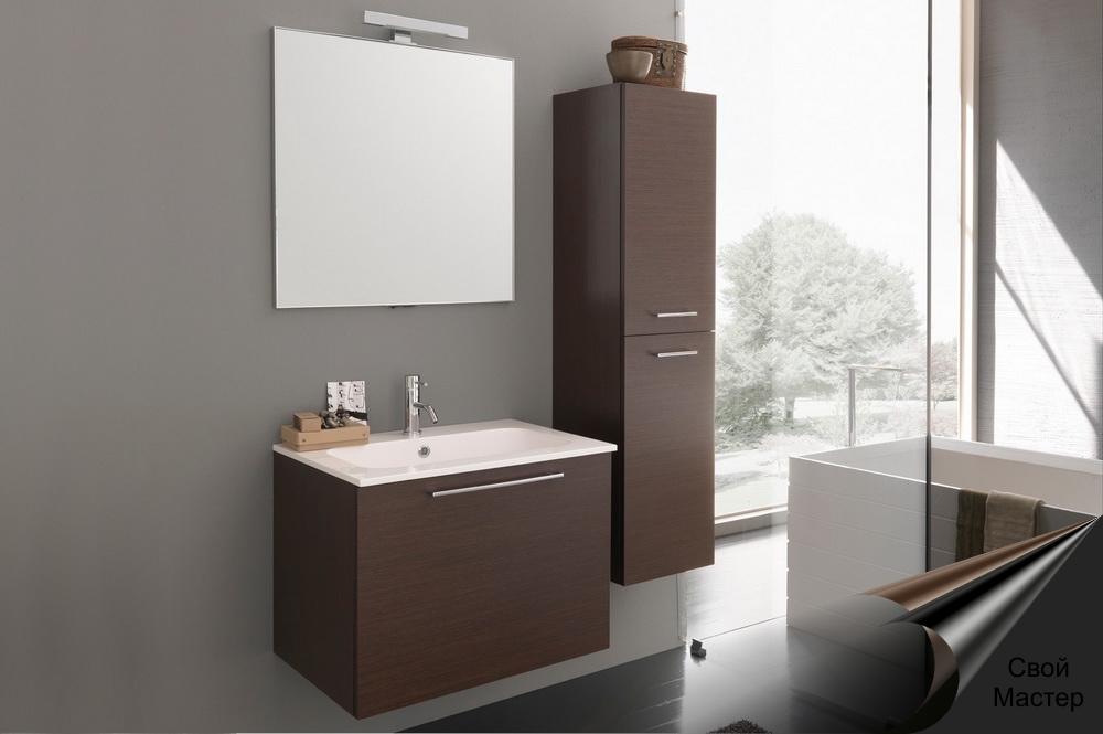 сборка мебели ванной комнаты - Свой Мастер
