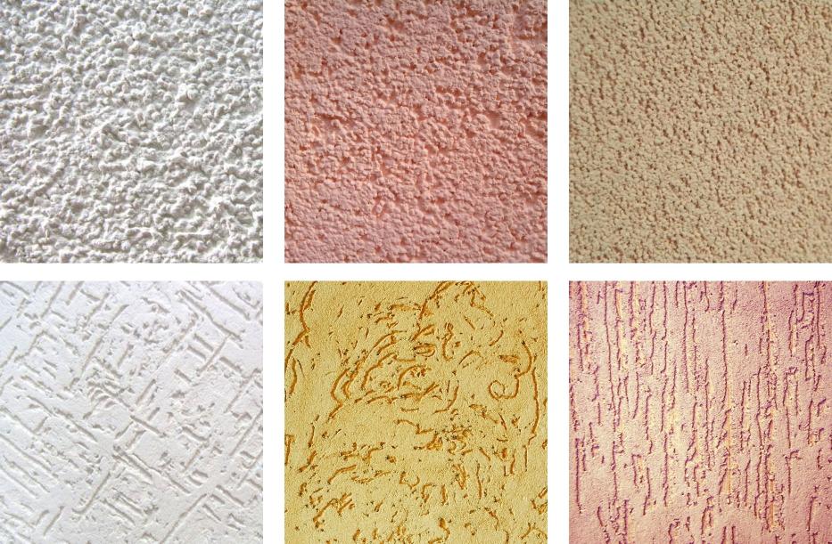 Текстурные покрытия - Свой Мастер