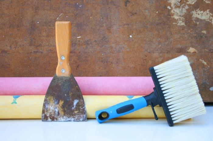 Как подготовить стену к поклейке флизелиновых обоев
