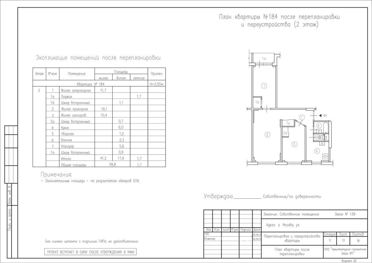 Дизайн малогабаритной 3-комнатной квартиры 63 кв м в