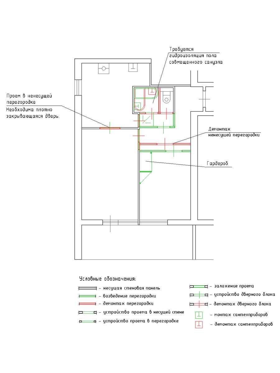 Интерьер 2-х комнатной квартиры — как достичь идеала