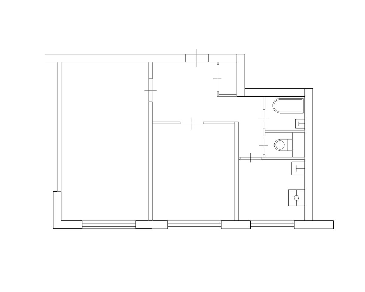 Перепланировка квартиры в СПб – цены, фотографии работ